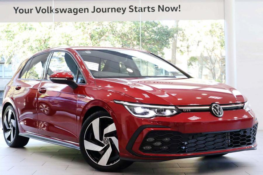 2021 Volkswagen Golf 8 GTI Hatchback Image 1