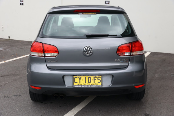 2012 MY13 Volkswagen Golf VI MY13 103TDI Hatchback Image 4