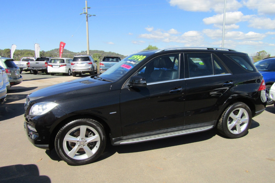 2012 Mercedes-Benz M-class W166 ML250 BLUETEC Wagon