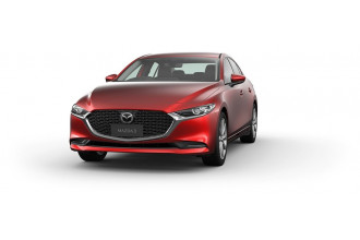 2021 MY20 Mazda 3 BP G20 Touring Sedan Sedan Image 3