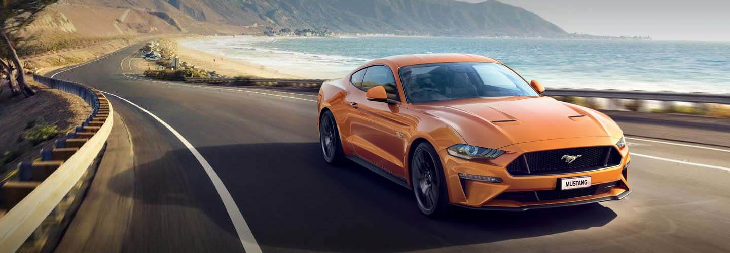New Ford Mustang for sale in Woden, Belconnen, Mitchell - John