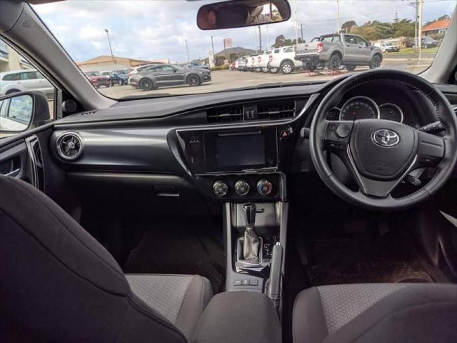 2017 Toyota Corolla ZRE182R Ascent Ascent Sport Hatchback
