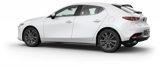 2021 Mazda 3 BP G20 Touring Hatchback Mobile Image 19