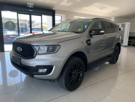 2020 MY20.25 Ford Everest UA II 2020.25MY Sport Suv Image 3