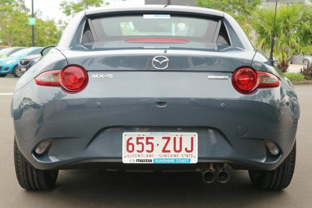 2020 MY19 Mazda MX-5 ND RF GT Convertible Mobile Image 14