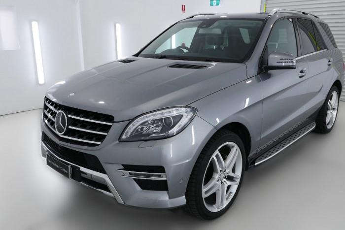 2013 Mercedes-Benz M-class W166 ML350 BlueTEC Wagon Image 26