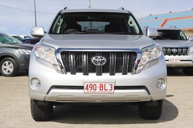 2014 Toyota Landcruiser Prado KDJ150R MY14 GXL Suv Image 5