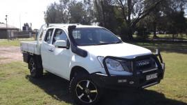 2012 MY11 Isuzu UTE D-MAX Turbo SX Cab chassis