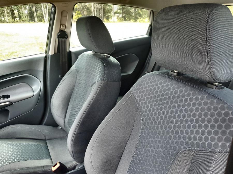 2012 Ford Fiesta WT Zetec Hatch Image 11