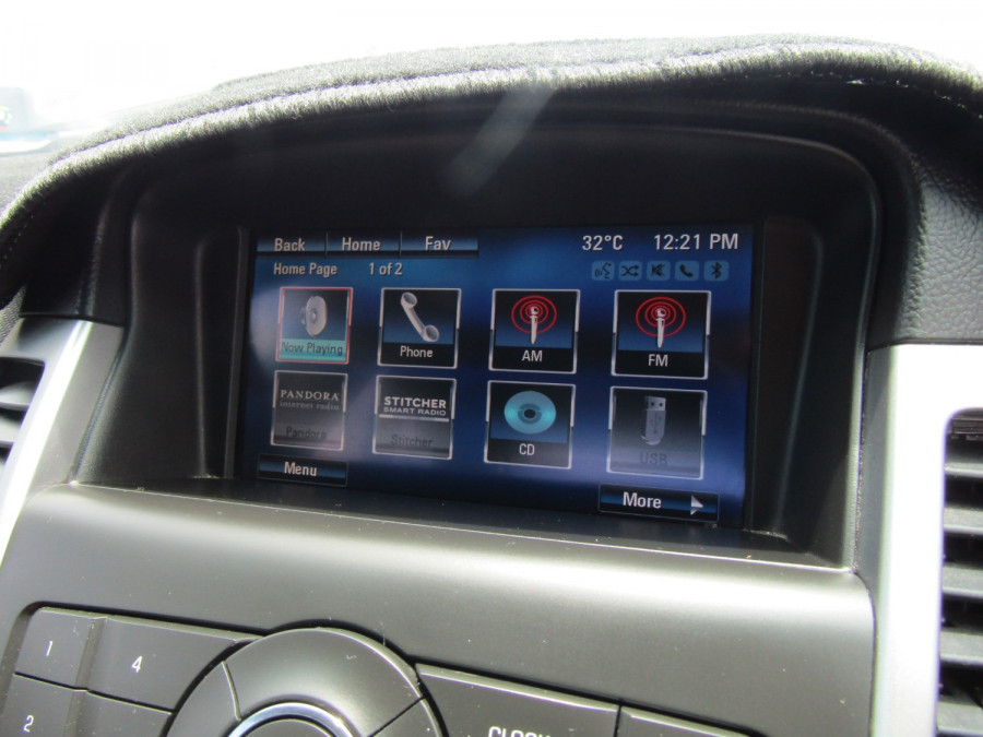 2015 Holden Cruze JH SERIES II MY15 EQUIPE Sedan Image 19