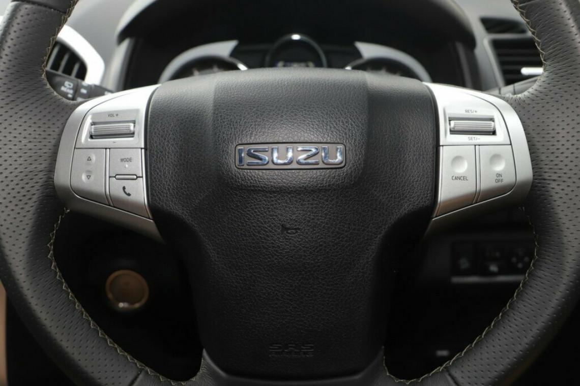 2019 Isuzu UTE MU-X LS-T 4x2 Wagon