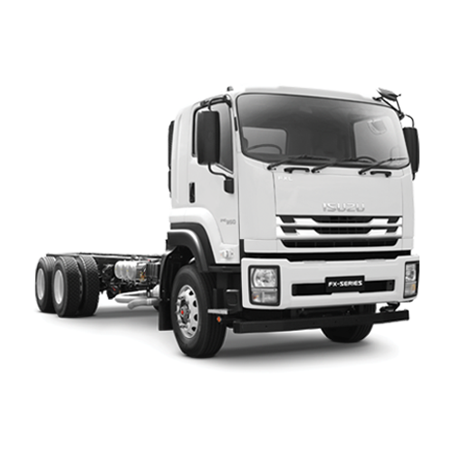 New Isuzu FX Series