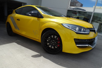 Renault Megane R.S. RS 275 Trophy Limited Edition III D95 Phase 2