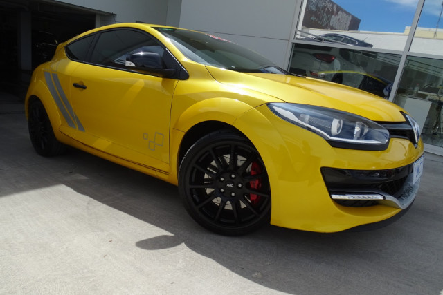 2014 Renault Megane R.S. RS 275 Trophy Limited Edition