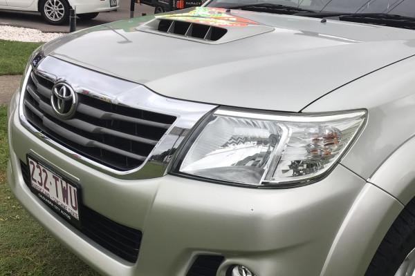2014 Toyota HiLux KUN26R  SR5 Utility