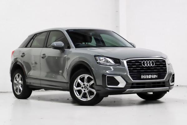 Audi Q2 design GA
