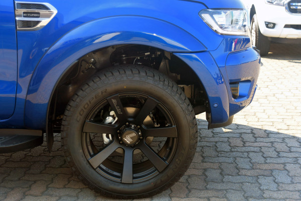2019 Ford Ranger PX MkIII 4x4 XLT Double Cab Pick-up Ute Image 4