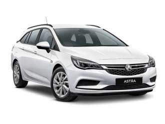 Holden Astra LS Plus BK