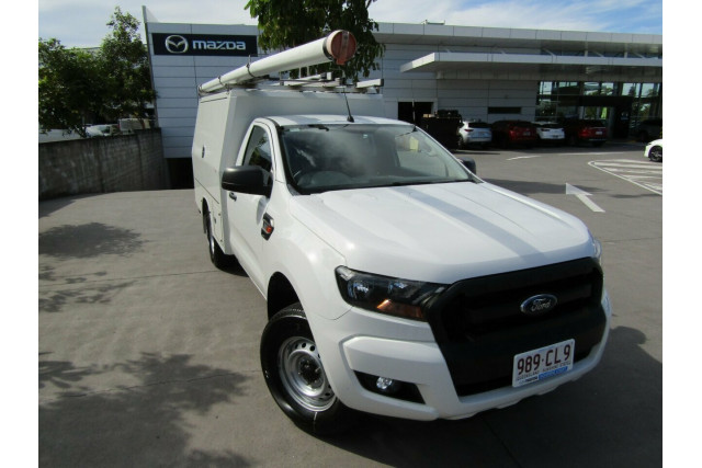 2017 MY18.00 Ford Ranger PX MkII 2018.00MY XL Hi-Rider Cab chassis