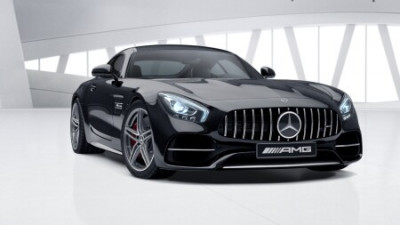 New Mercedes-Benz Mercedes-AMG GT Coupe
