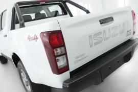 2019 Isuzu UTE D-MAX SX Crew Cab Ute 4x4 Utility Image 5