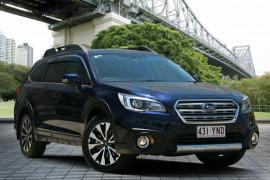 Subaru Outback 2.5i CVT AWD Premium B6A MY16