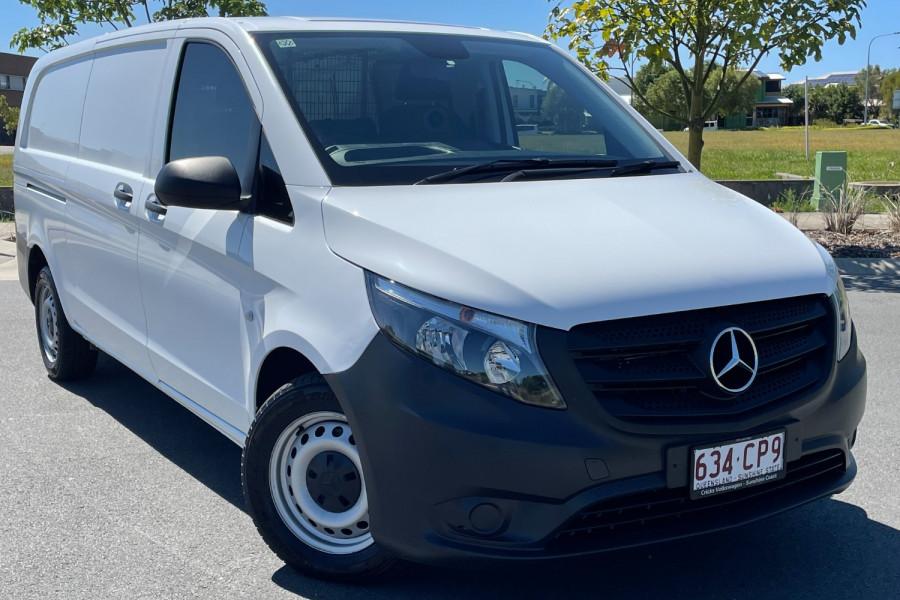 2018 Mercedes-Benz Vito 114BlueTEC Image 1