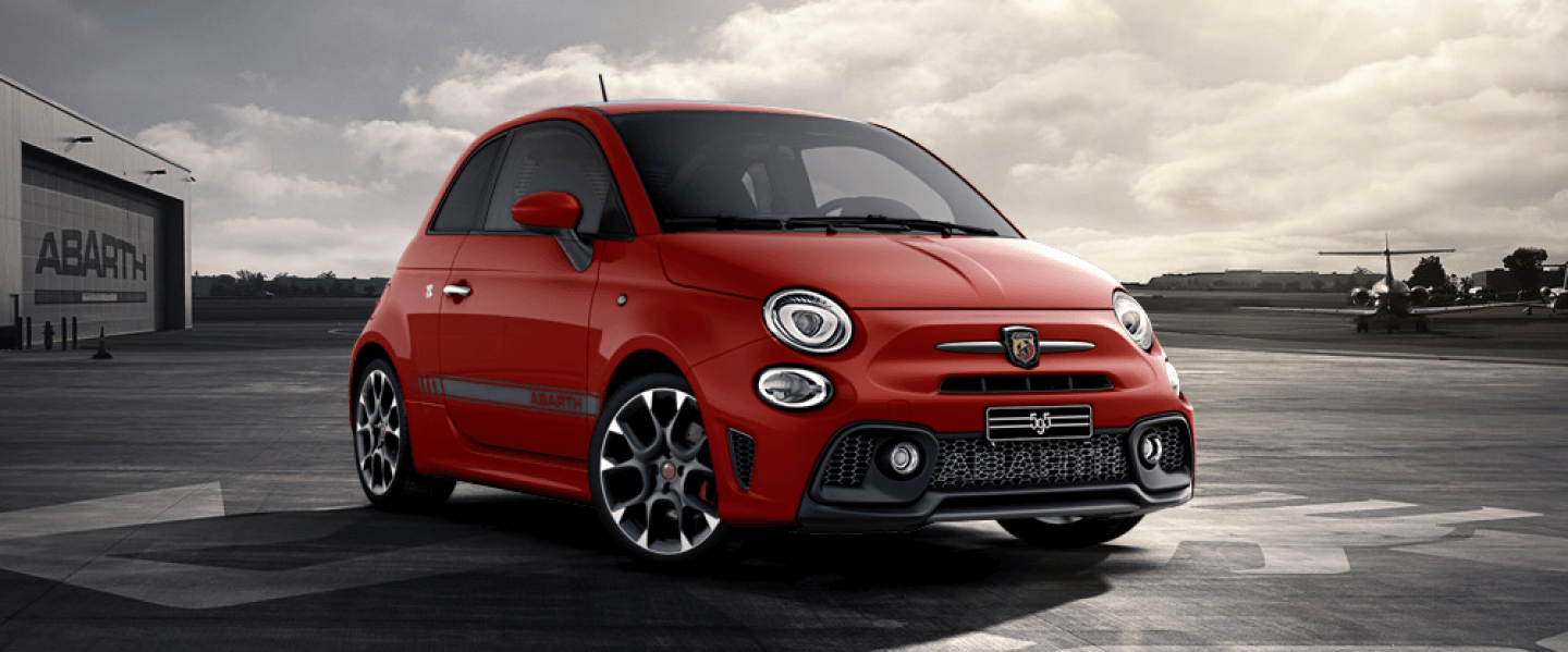 Abarth Red