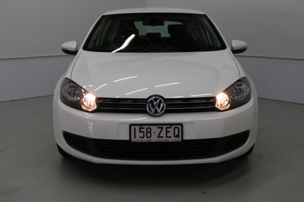 2012 MY12.5 Volkswagen Golf VI MY12.5 118TSI Hatchback Image 2