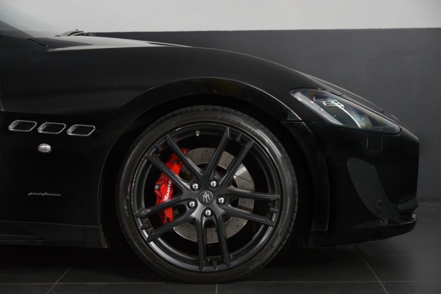 2016 Maserati Granturismo Mc Sportline