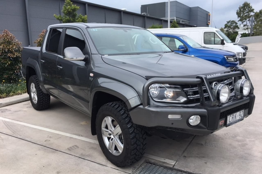 Demo 2018 Volkswagen Amarok #V11907 Sunshine Coast - Cricks