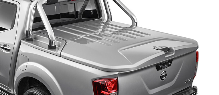 Hard Tonneau Cover (3 Piece)