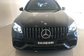 2019 Mercedes-Benz C Class X253 809MY GLC63 AMG Wagon Image 2