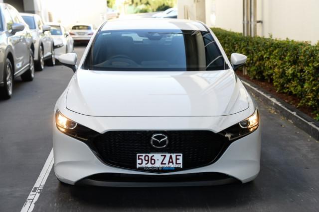 2019 Mazda 3 BP G25 GT Hatch Hatch Mobile Image 3