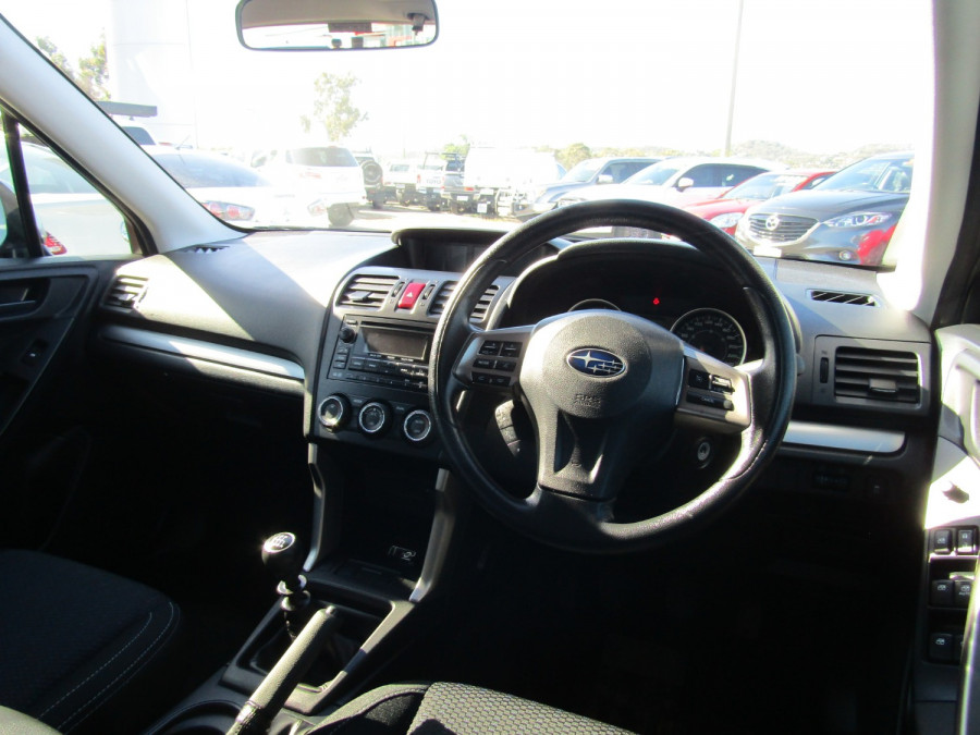 2013 Subaru Forester S4 2.0D Suv Image 11