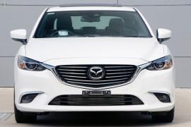 2017 Mazda 6 GL Series Atenza Sedan Diesel Sedan