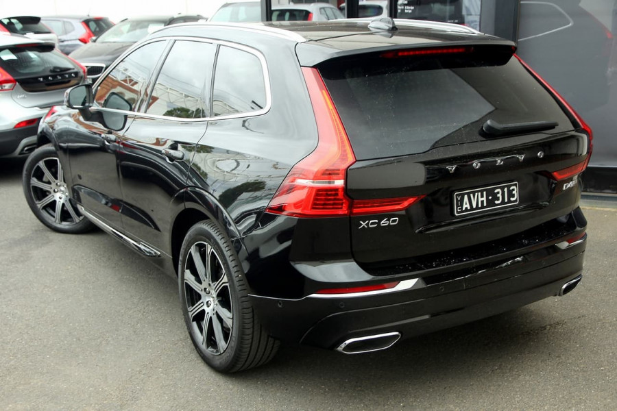 2018 Volvo XC60 (No Series) MY18 D4 Inscription Suv