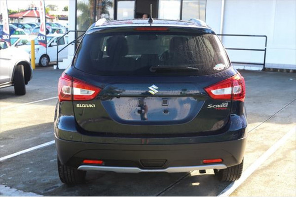 2019 Suzuki S-cross JY Turbo Prestige Hatchback Image 3