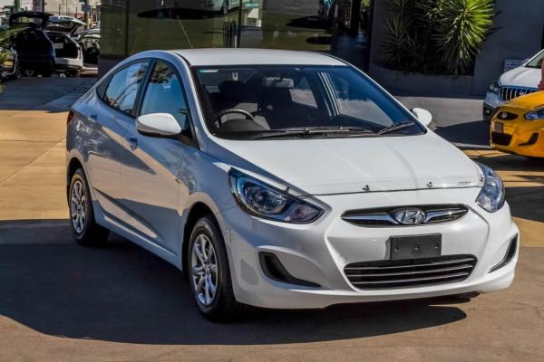 2014 Hyundai Accent RB2 Active Sedan Image 3