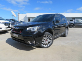 Subaru Forester tS Special Edition S4