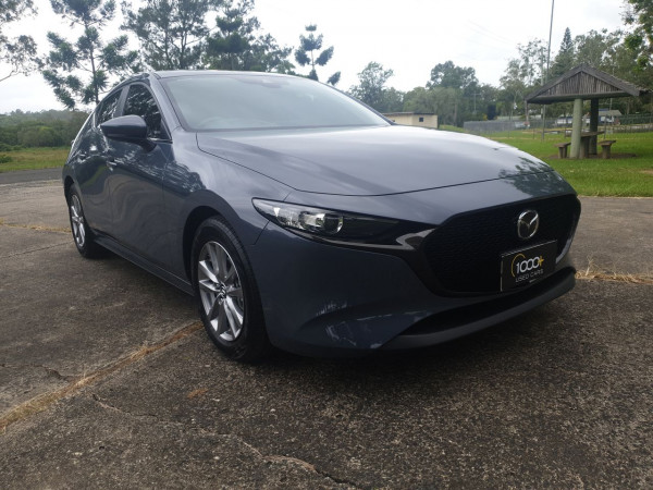 2019 Mazda 3 BP2H7A G20 Hatch