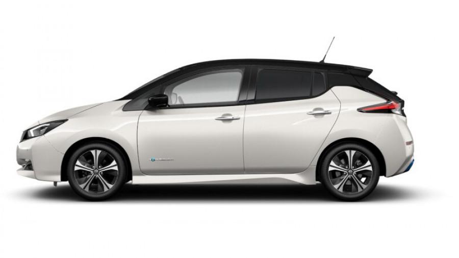 2020 Nissan LEAF ZE1 LEAF Hatchback Image 31