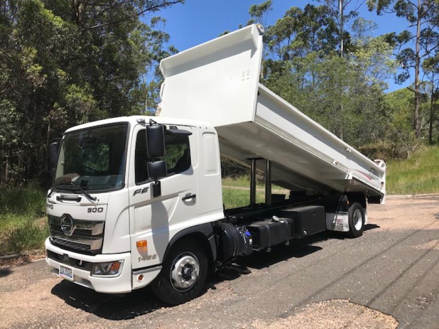 2021 Hino Fe 1426 At Leaf 4890 FE 1426 AT LEAF 4890 - Truck Image 4