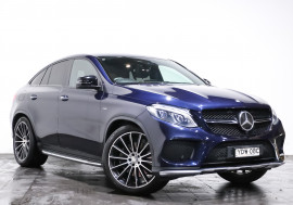 Mercedes-Benz Gle 450 Amg 4matic Mercedes-Benz Gle 450 Amg 4matic Auto