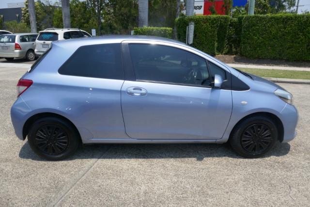 2011 Toyota Yaris YR