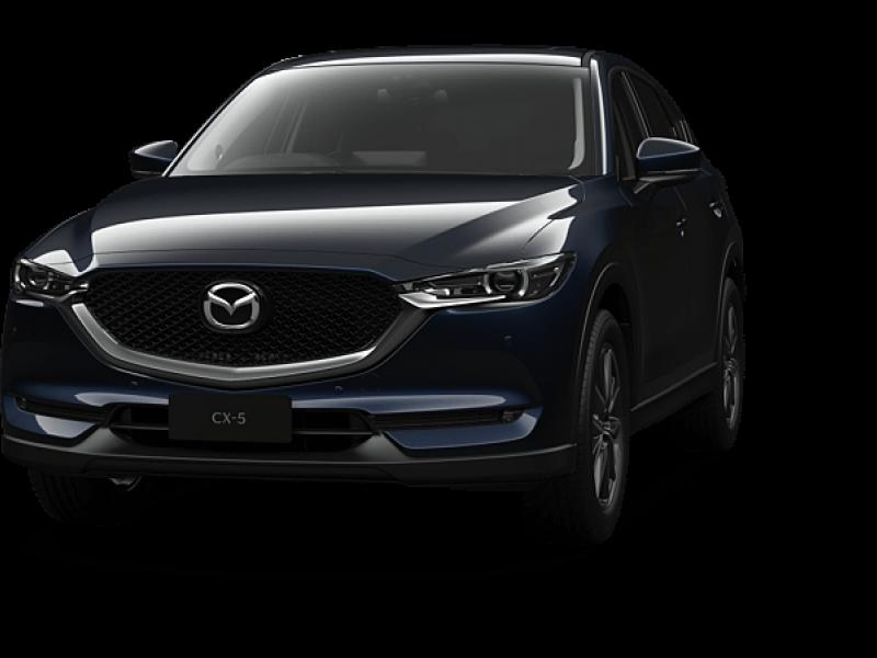 2021 Mazda CX-5 KF Series GT Suv