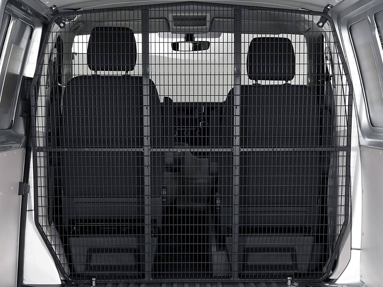 Cargo barrier Protection Image