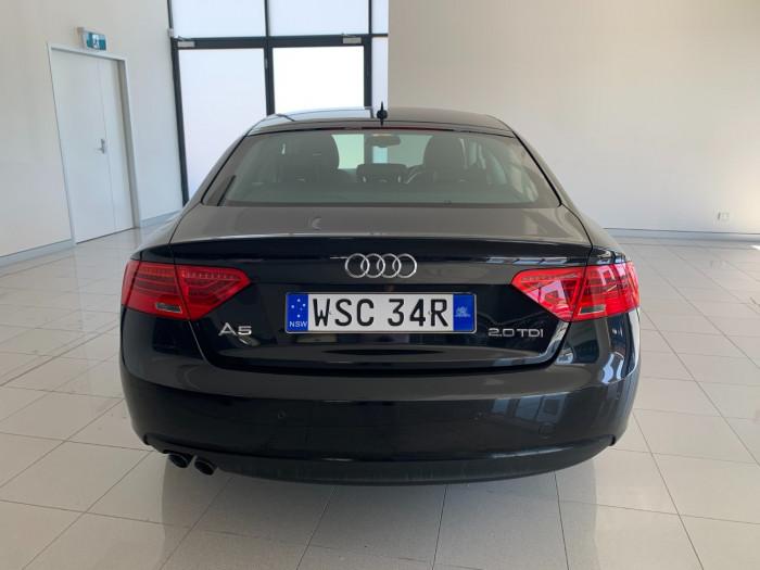 2013 MY14 Audi A5 8T MY14 Hatchback Image 10