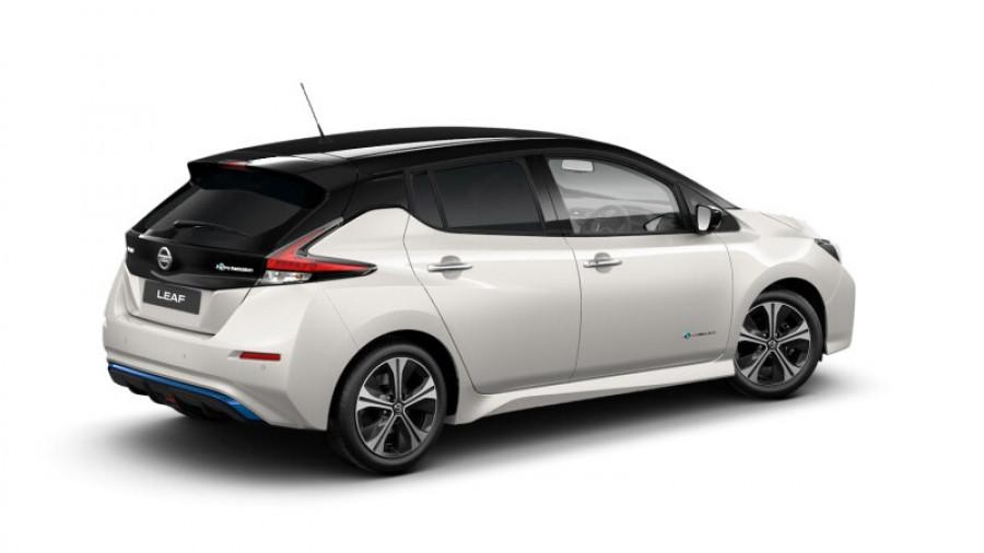 2020 Nissan LEAF ZE1 LEAF Hatchback Image 17