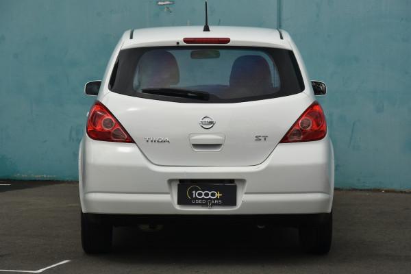 2007 Nissan Tiida C11 MY07 ST Hatchback Image 4